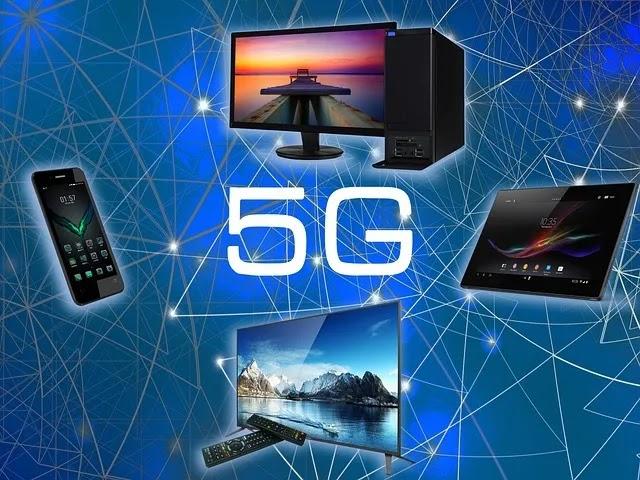 ما هي أجهزة شبكات 5g 5g