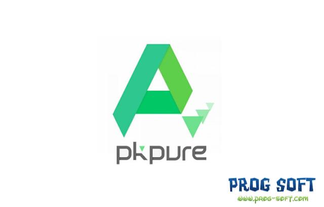 تحميل برنامج Apkpure لتحميل تطبيقات الاندرويد