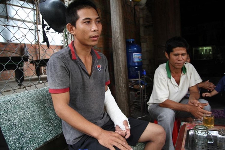 Gia Lai: Thanh niên tố bị công an đánh trọng thương vì nghi trộm xe