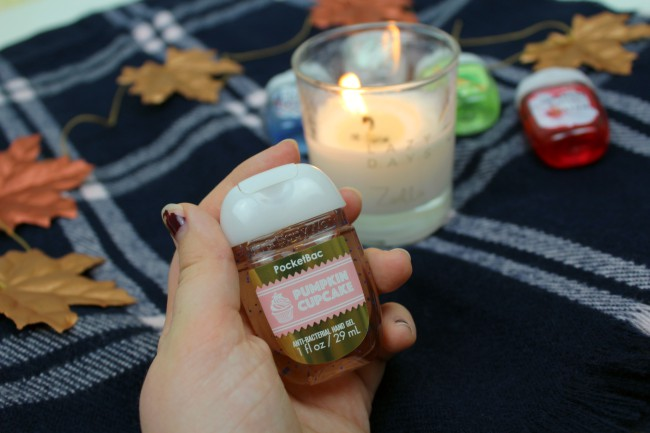 Autumn Bath and Body Works Haul