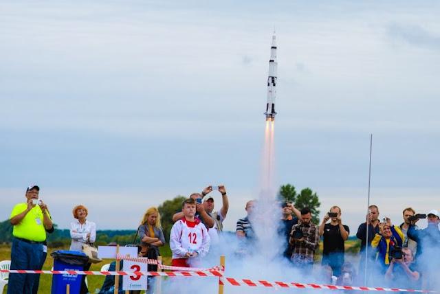 Пуск ракети