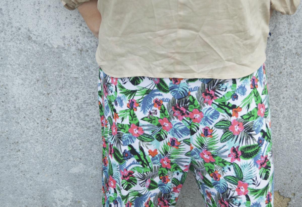 Harem pants & blouse Detail photo 2
