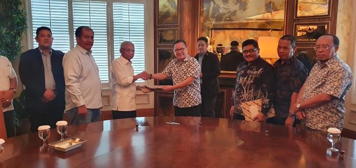 Bupati Asahan Tandatangani MOU dengan Sampoerna Foundation Terkait Program Beasiswa Pendidikan