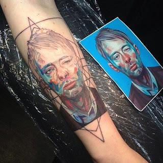 foto 17 de tattoos inspirados en grandes bandas