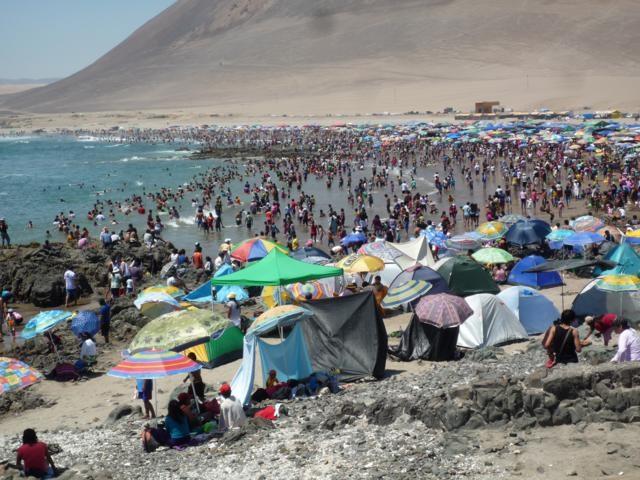 Playa Tres Cruces