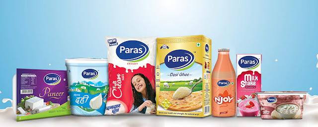 Paras Dairy Products Distributorship