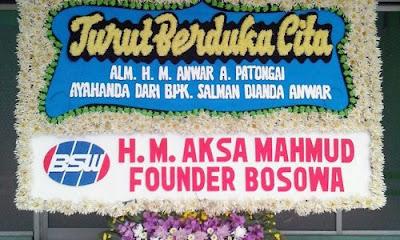 Informasi Bunga Duka Cita Grand Heaven Funeral Home