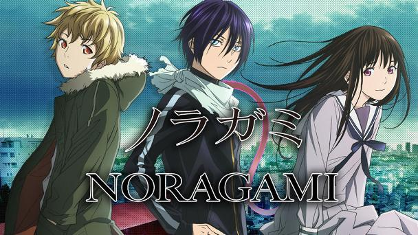 Noragami - Best Shounen Anime of All Time