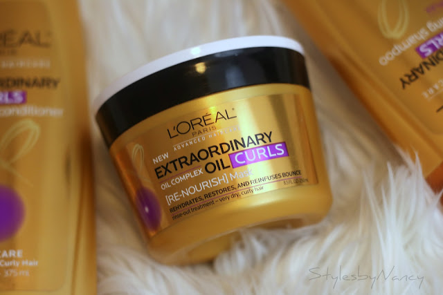 L'oreal Extraordinary mask Review