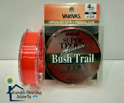 Senar Varivas Super Trout Advance Bush Trail