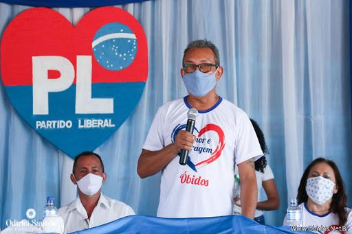 Novo prefeito de Óbidos recebe de Chico Alfaia conta zerada do FPM; veja o extrato