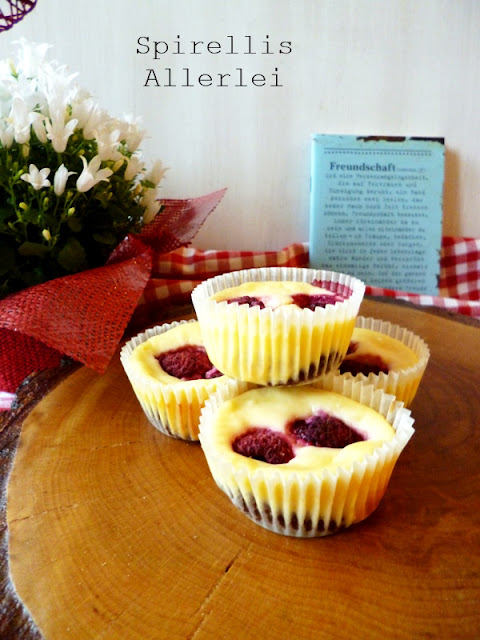 Spirellis Allerlei - Zupfkuchen Muffins mit Frucht