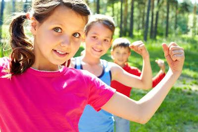 فوائد ممارسة الرياضة للصغار