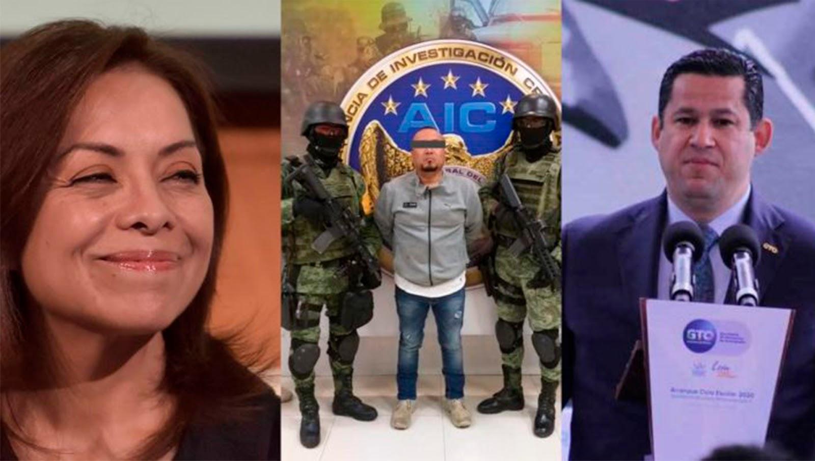 A pesar que fue un operativo en conjunto; panistas se adjudican detención de 'El Marro'