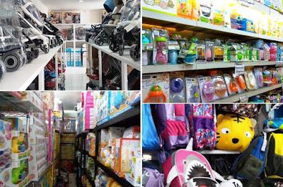 pusat belanja murah produk perlengkapan bayi kota Bogor