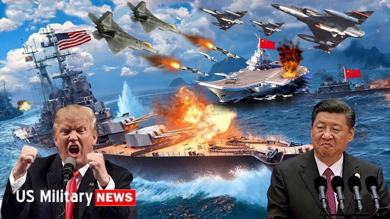 Chiến tranh Biển Đông có xảy ra với sự đối đầu quân sự Mỹ-Trung? - Dân Làm Báo