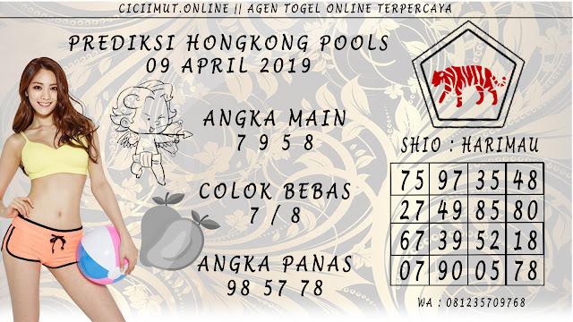 Prediksi Angka Jitu HONGKONG POOLS 09 APRIL 2019