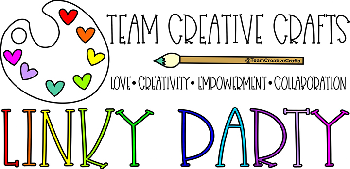 Team Creative Crafts Link Party