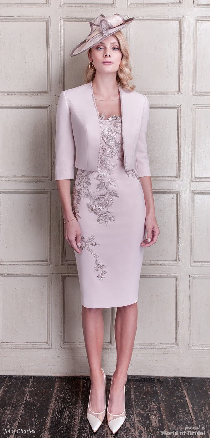 The Mother of Bride Dress Suit 2018