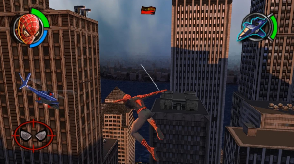 Download Spiderman 2 PPSSPP ISO