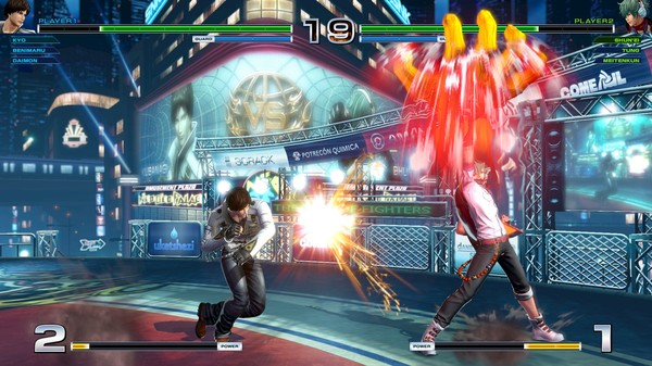 The King of Fighters XIV Steam Edition Repack PC Free Download Screenshot 1