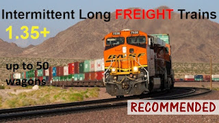 ats intermittent long freight trains (up to 50 wagons)