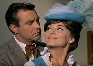 Chris Warfield and Nancy Kovack in Diary of a Madman (1963)