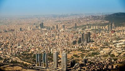 İstanbul - Beton Yığını