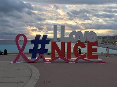 I Love NICE. And you?
