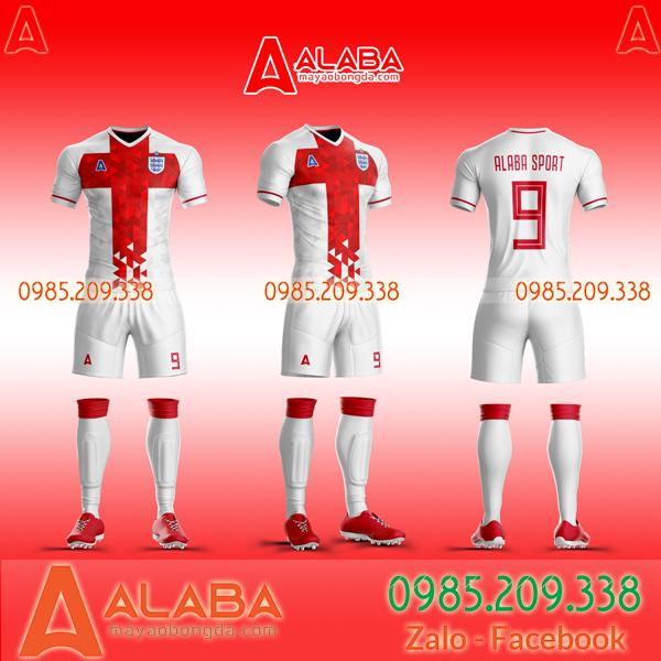 Áo đội tuyển Anh 2019 2020 đẹp