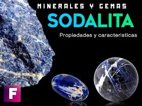 Sodalita - Propiedades y caracteristicas