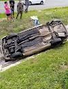Muere conductor de Pedro Brand en vuelco de vehículo en la autopista Duarte, próximo a Villa Altagracia
