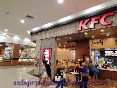 KFC AEON Mall Alma, Bukit Mertajam