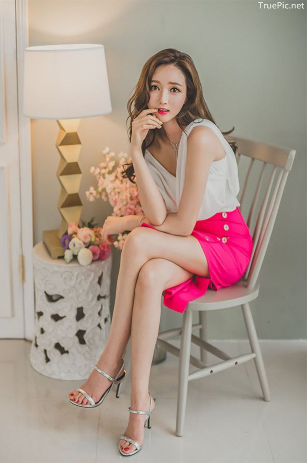 Lee Yeon Jeong - Indoor Photoshoot Collection - Korean fashion model - Part 4 - Picture 10