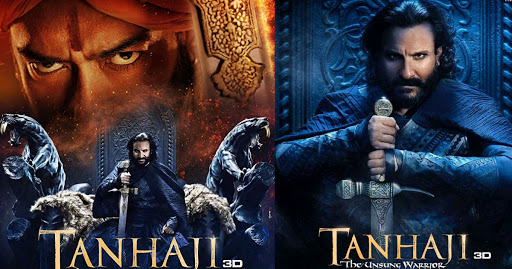 Tanhaji Full HD Movie download 2020