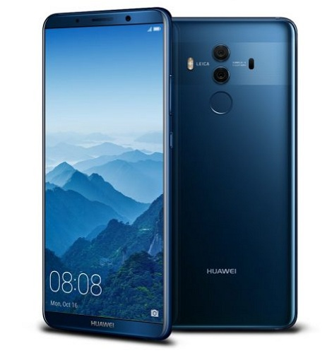 جوال Huawei  Mate 10 Pro أقوى هواتف هواوى