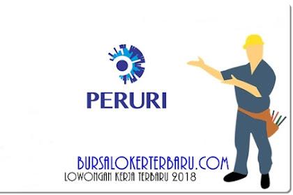 Perusahaan Umum Percetakan Uang Republik Indonesia (Peruri) Membuka Lowongan Kerja, Cek Syaratnya