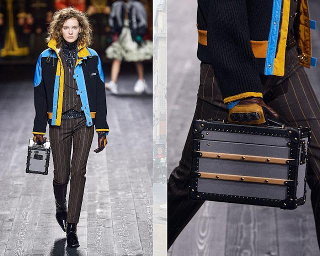 Louis Vuitton осень-зима 2020-2021 3