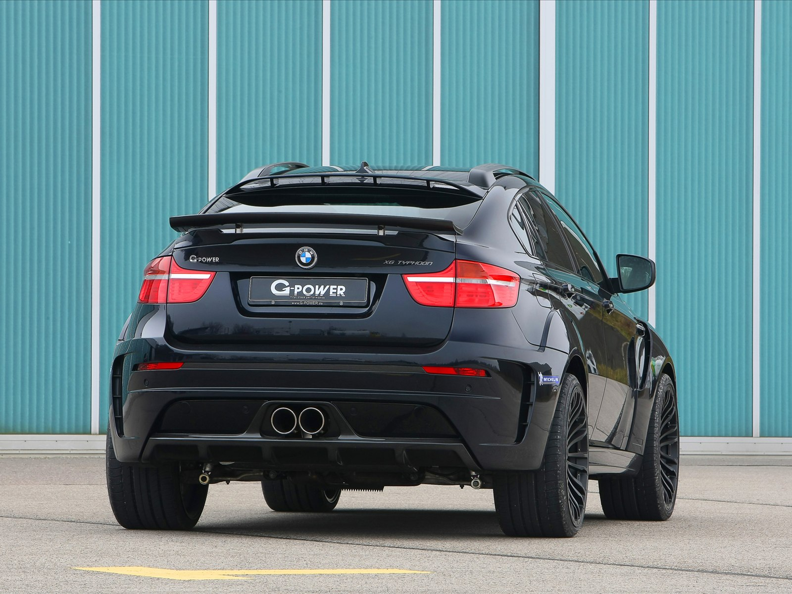 all types of autos g power typhoon bmw x6 m 2011. Black Bedroom Furniture Sets. Home Design Ideas
