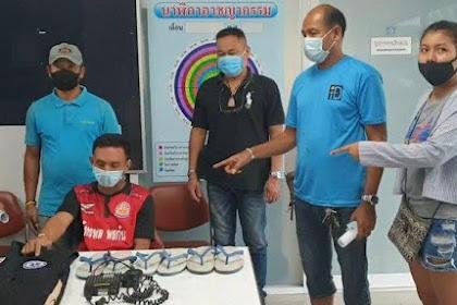 Ditangkap karena Hobi Mencuri Sandal, Pria Ini Ngaku Sudah Cabuli 126 Sandal Jepit