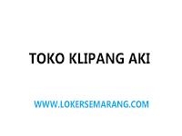 Lowongan Kerja Mekanik Mobil Semarang di Toko Klipang Aki