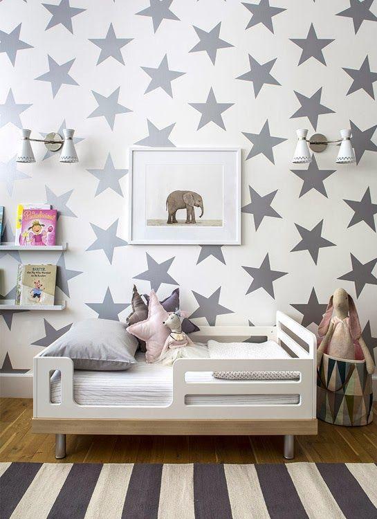 Cojines en dormitorios infantiles