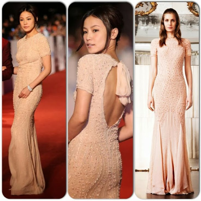 Denise Ho in Emilio Pucci – 50th Golden Horse Awards