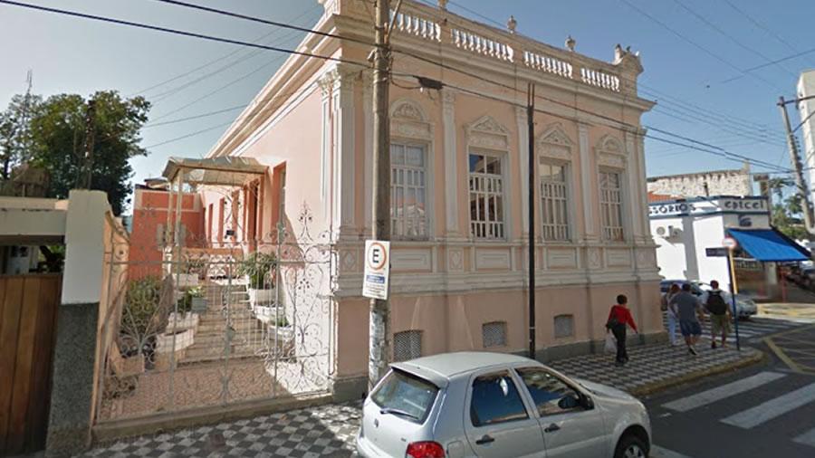 Foto da Residência da Família Vergueiro em Espírito Santo do Pinhal