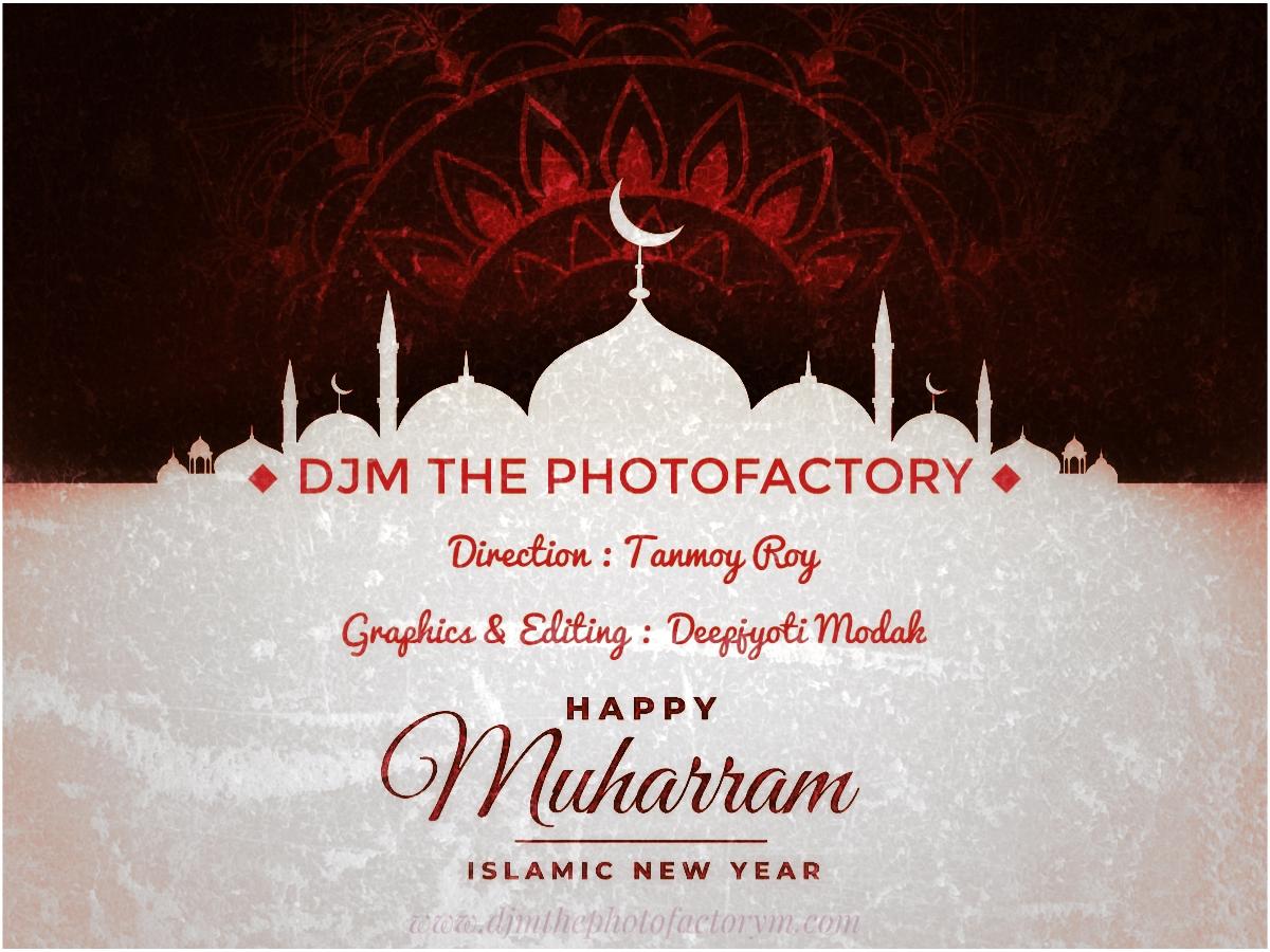 Happy Muharram 2019 Wishes images, why Muharram celebrate