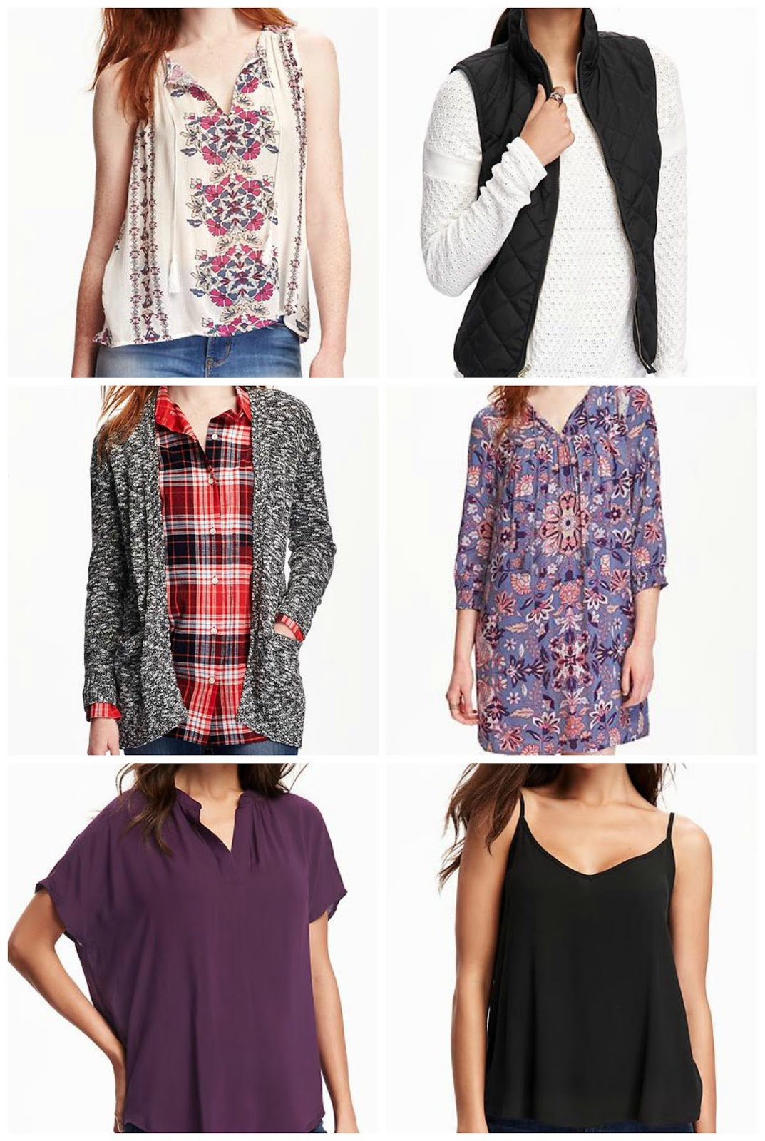 Old Navy Summer/Fall Pieces