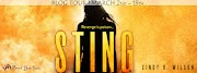 BLOG TOUR + REVIEW: STING BY CINDY R. WILSON