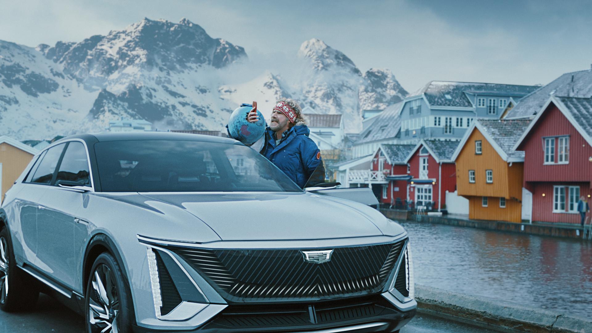 No Way, Norway - Will Ferrell im epischen GM SuperBowl Spot | Elektromobilität Galore