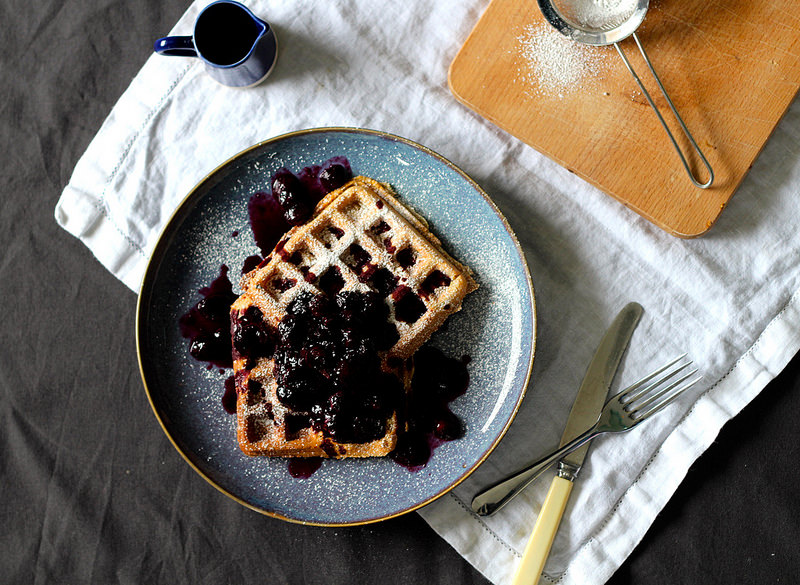 best vegan waffles recipe