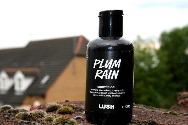 Lush - Plum Rain